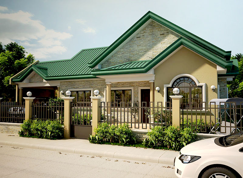 Small house design 20120002 pinoy eplans for House plans eplans