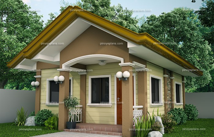 House Desings Amusing Small House Designs  Shd20120001  Pinoy Eplans Inspiration