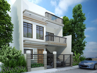 Two Storey House Plans | Pinoy ePlans