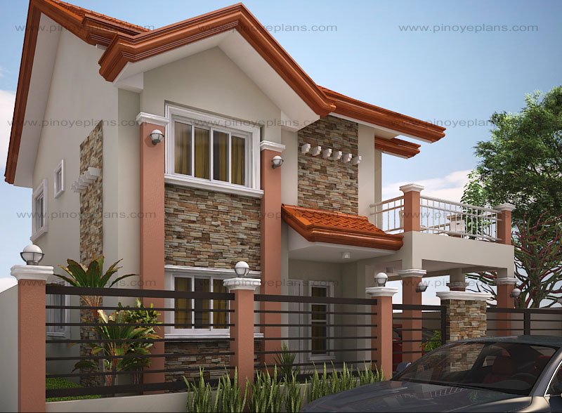 Mhd 2012004 pinoy eplans for 10 best house designs by pinoy eplans