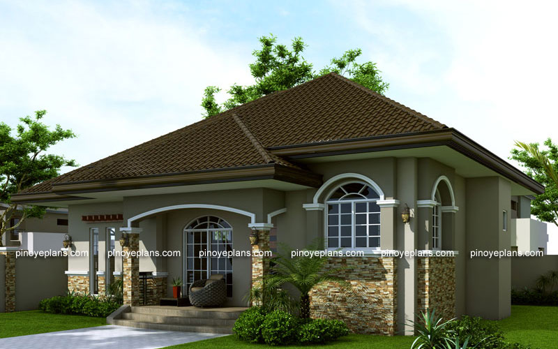 Small House Design: SHD-2014007 | Pinoy ePlans