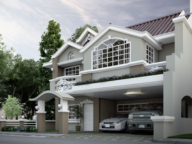 Contemporary House Design MHD-2014011 | Pinoy ePlans