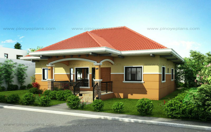 Small house design shd 2015010 pinoy eplans for Www eplans