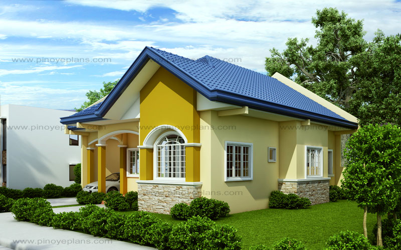 Small House Design-2015012   Pinoy ePlans - Modern House ...