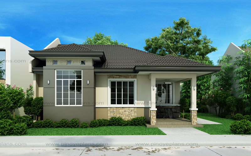 Small house design shd 2015013 pinoy eplans Simple but elegant house plans