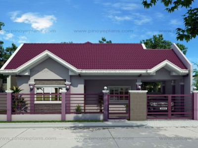 Small house designs pinoy eplans for Up and down house design in the philippines