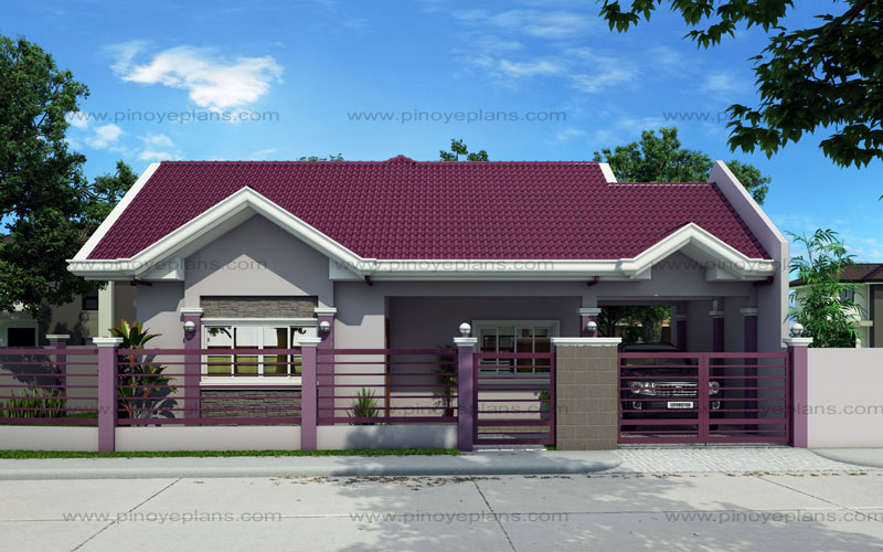 Small house design shd 2015014 pinoy eplans for Beautiful small house plans