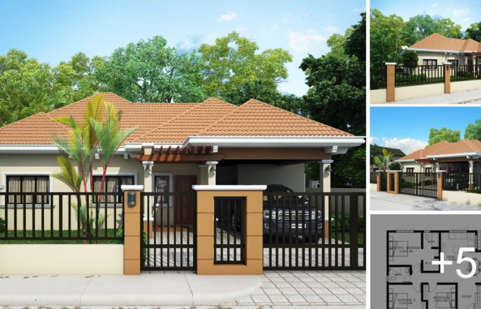 Small House Design Series Shd 2015015 Pinoy Eplans