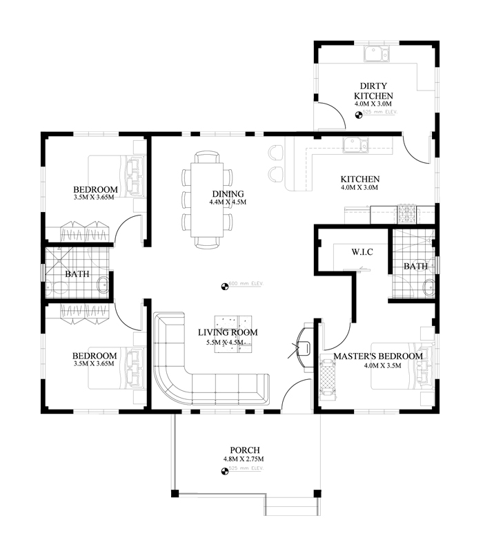 floor plan for SHD-2015010