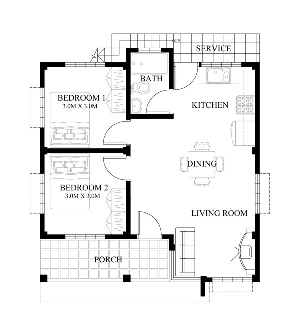 Small-house-design-2015016_floor-plan