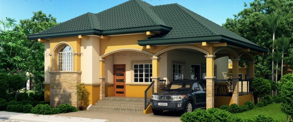 Althea U2013 Elevated Bungalow House Design | 145 Sq.m. | 3 Beds | 3 Baths