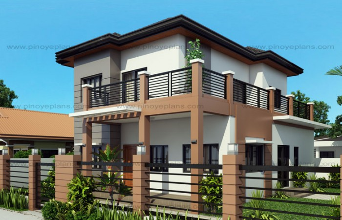 Marcelino Four Bedroom Two Storey Mhd 2016021 Pinoy