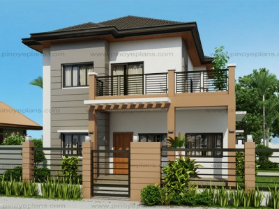 2 Storey Apartment Floor Plans Philippines two storey house plans | pinoy eplans