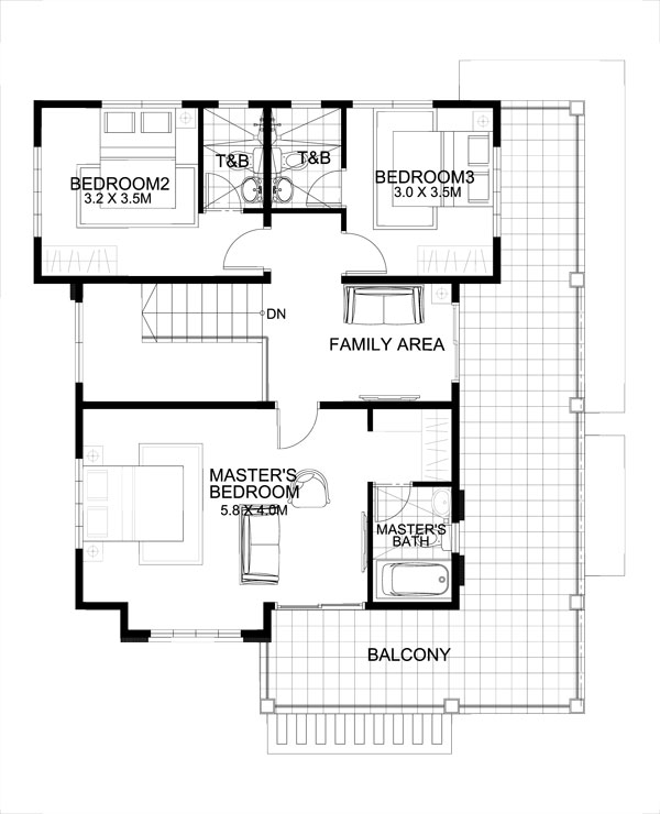 MHD-2015021-Second-Floor-Plan