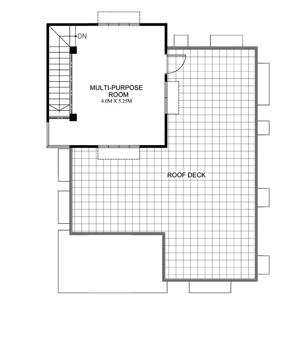 SHD-2015025-roof-deck-plan