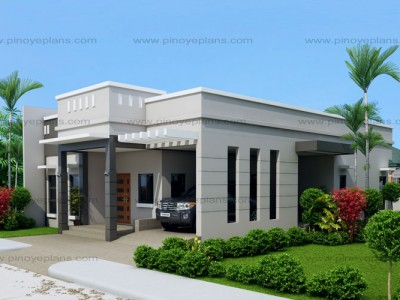 small modern bungalow house plans.  Bungalow House Plans Pinoy ePlans