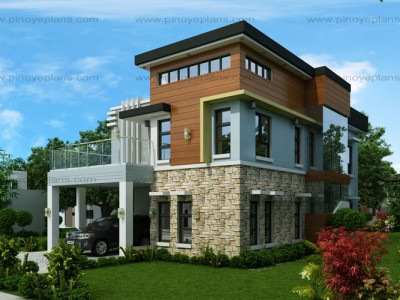 Two storey house plans pinoy eplans