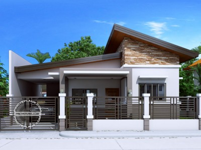 Modern Box Type Bungalow House Design Home Design Ideas