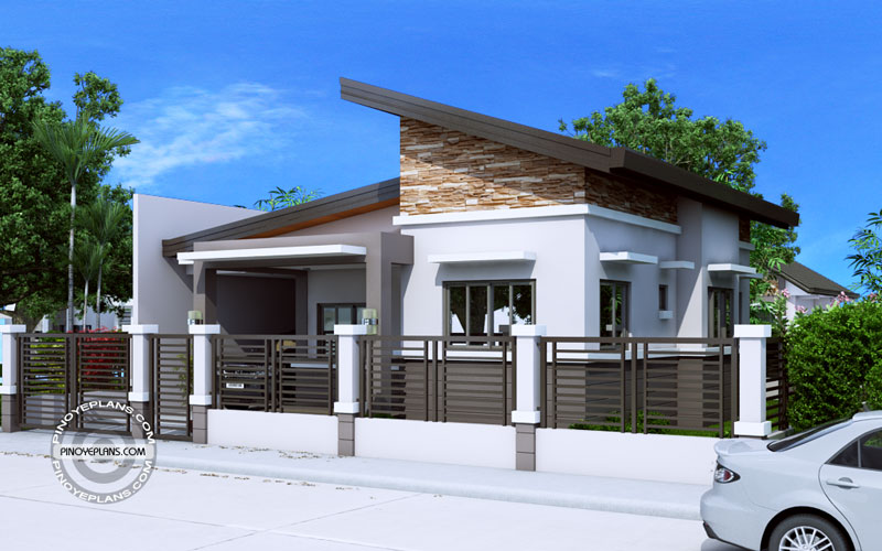 Small house floor plan - Jerica | Pinoy ePlans