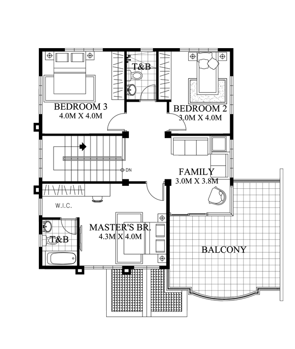 MHD-2017028-Second-Floor-Plan