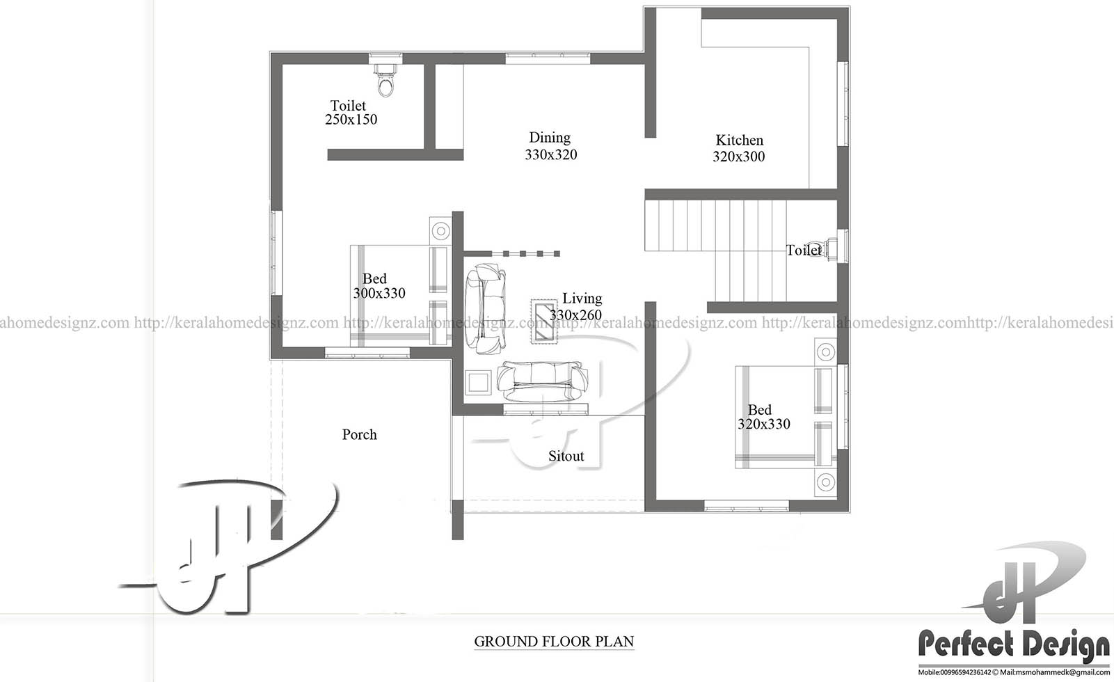 one floor house plans gorgeous one story house with roof deck eplans 21057