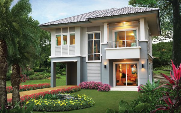 Two Storey 3 Bedroom House Design | Pinoy ePlans