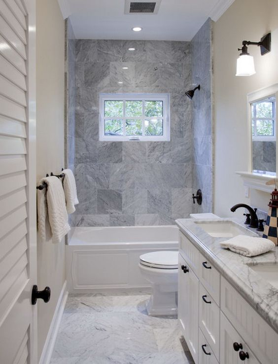 Small Bathroom Ideas For Space And Efficiency