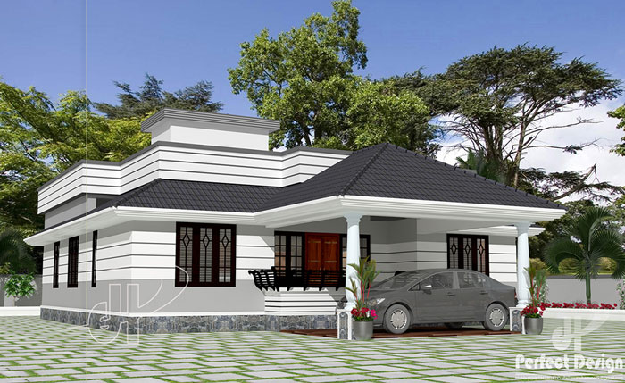3 Bedroom With Roof Deck House Design Pinoy Eplans