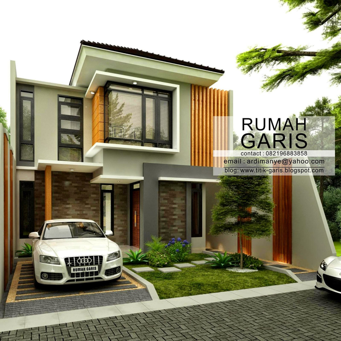 Two Story Narrow Lot House Plan | Pinoy ePlans