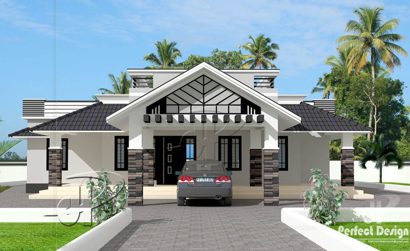 One Storey with Roof Deck