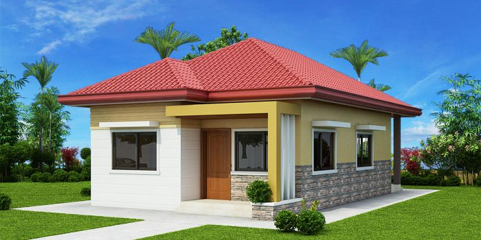 Simple Yet Elegant 3 Bedroom House Design (SHD-2017031 ...