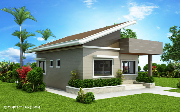 Two Bedroom Small House Design (SHD-2017030) | Pinoy ePlans on rustic elegant house plans, simple hot house plans, simple contemporary home plans, elegant 2 story house plans, simple style house plans, simple design house plans, simple wooden house plans, simple efficient house plans, simple economical house plans, simple impressive house plans, simple small home design plans, elegant country house plans, simple big house plans, simple elegant cabin plans, simple small house plans, beautiful elegant house plans, simple 2 story house plans, simple rustic house plans, simple cheap house plans, elegant small house plans,