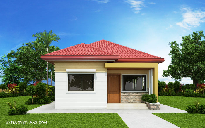 Simple Yet Elegant 3 Bedroom House Design Shd 2017031 Pinoy Eplans