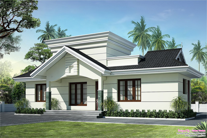 Simple 2 Bedroom Home Plan Pinoy Eplans