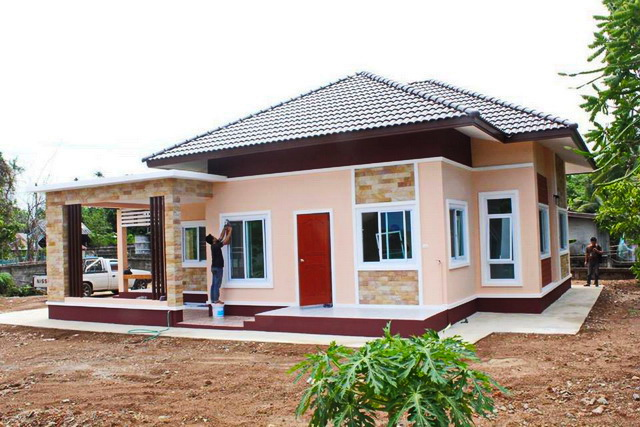 Tropical style one storey house design 1 jpg775298775298