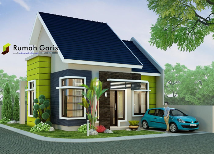 Two Bedroom 60 Sq M House Plan Pinoy Eplans