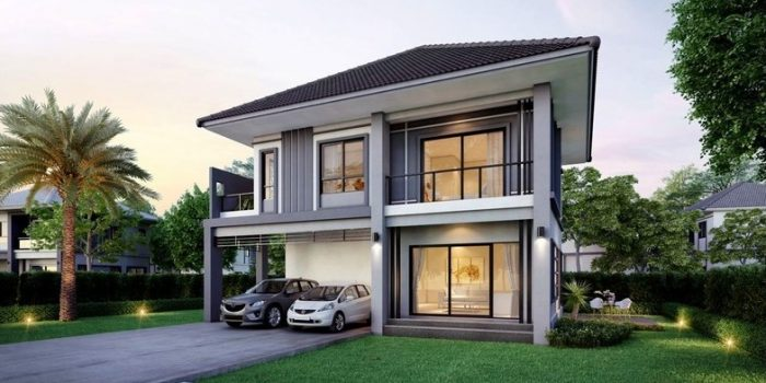 Elegantly Finished 3 Bedroom 2 Story House Design Pinoy