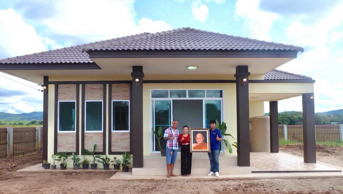 Modern And Relaxing Single Floor Home Pinoy Eplans