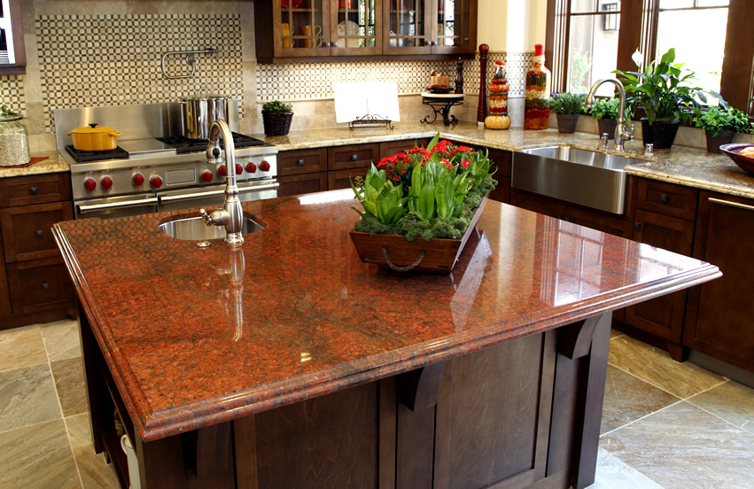 Tips on How to Choose the Granite Colors for Your Kitchen ...