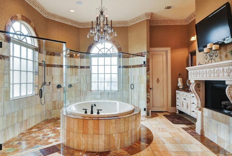 Luxury Bathroom Showers: Luxury Walk-in Showers That Will Make You Enjoy Your Bath