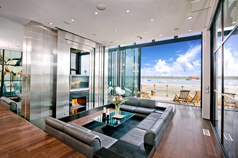 Innovative Sunken Living Room Ideas Decoration