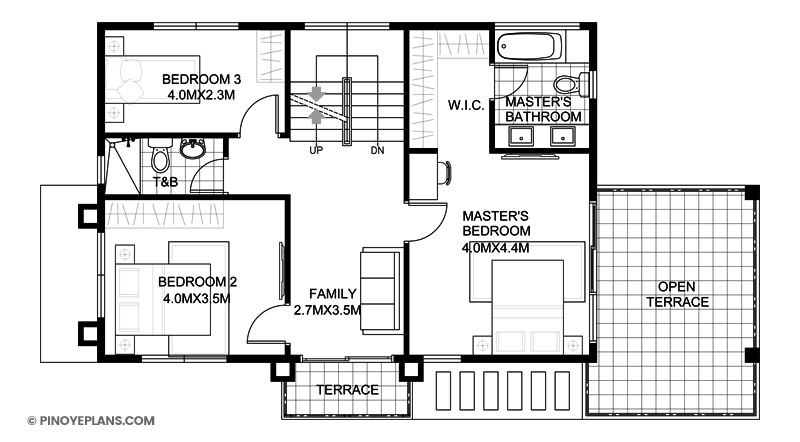 MHD-2017033_Second-Floor-Plan