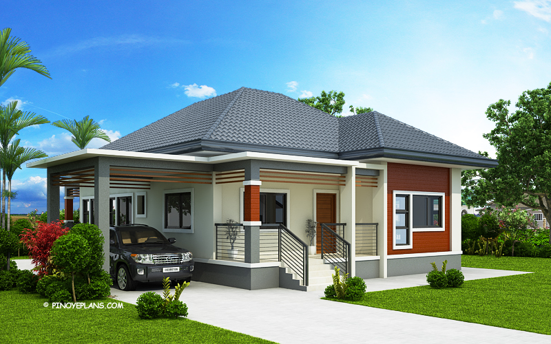 Miranda Elevated 3 Bedroom With 2 Bathroom Modern House Pinoy