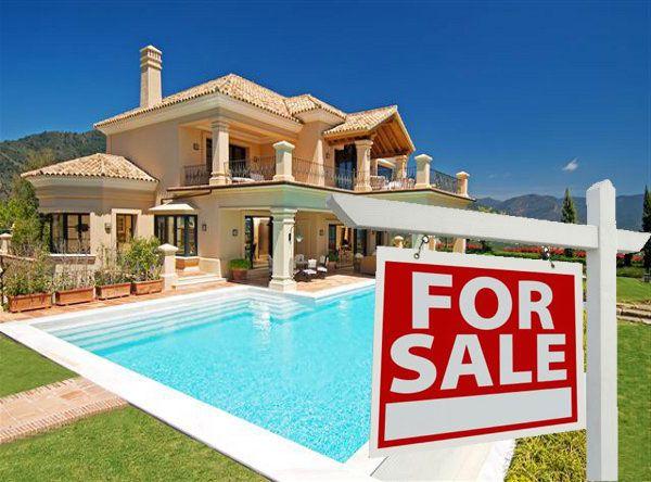 properties in spain