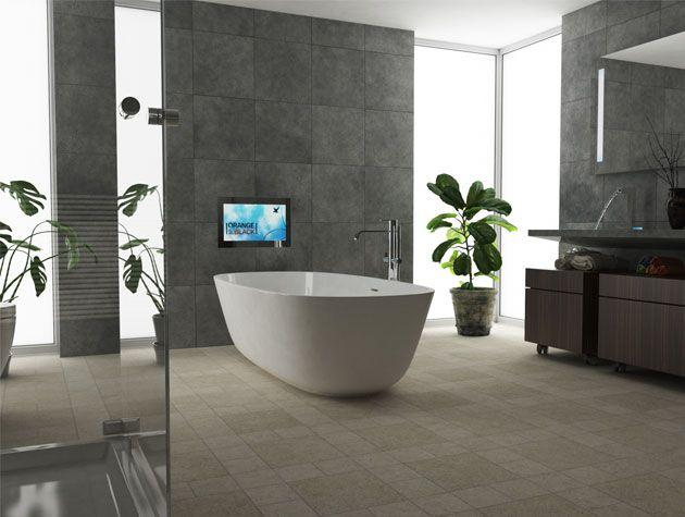 Bath Tub TV
