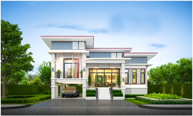 3-Bedroom Design Inspiration with 3 Floor Levels | Pinoy ...