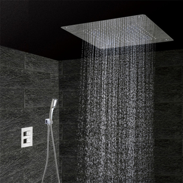 Rain Shower Head Pros And Cons Picking