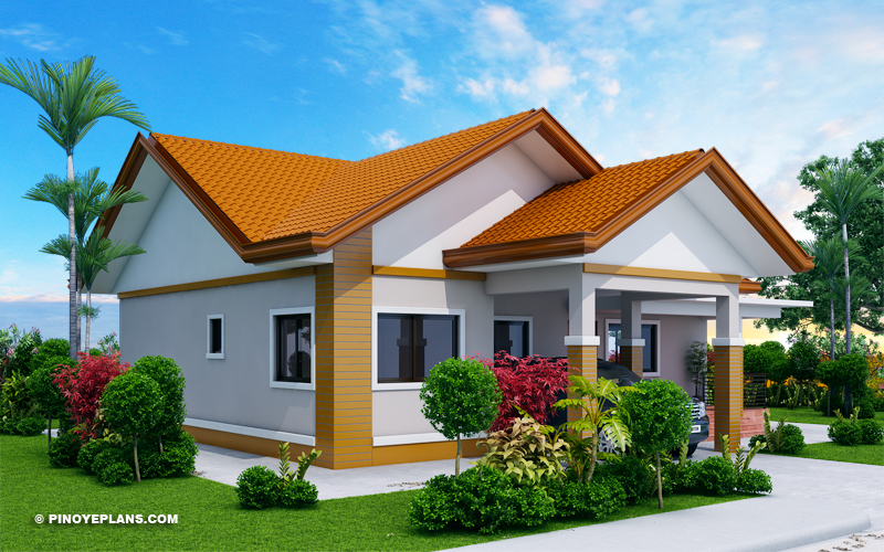 Agustin Spacious Three Bedroom Elevated House Concept Pinoy Eplans