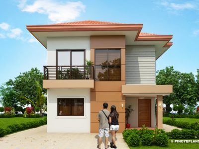 Budget 2 Story House Plans Philippines Low Cost 2 Story House Plans